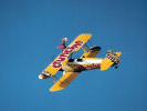 Scale Stearman with wing-walker
