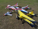 Electric sport and scale models