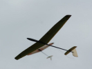 Hand launched F3K gliders