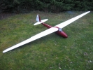 Scale Olympia glider